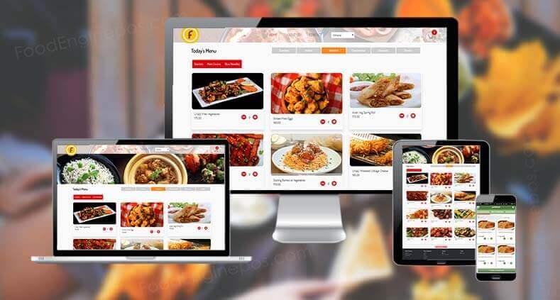 Food Ordering WooCommerce