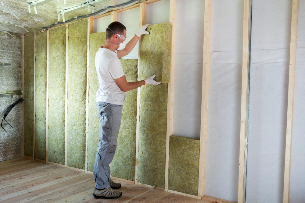 Insulate A Wall
